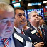 Investorerne venter i spænding på den amerikanske centralbanks renteafgørelse på onsdag.