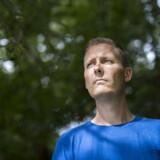 »Jeg troede ikke mine egne øjne, da jeg så det,« siger Michael Johansen, der er 40 år og arbejder for Novo Nordisk.