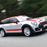 Med 306 hk er Mini John Cooper Works Clubmann All4 den kraftigste og hurtigste Mini til dato.