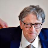 Michael Larson har de seneste 25 år hjulpet Bill Gates med at investere, og det har han gjort med stor succes.