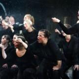Vilhelmsborg Festspil er blevet afholdt siden 1991 - her er det »Midt om natten« fra 2010 - og i år er det første gang, begivenheden ikke afsluttes med nationalsangen. Arkivfoto: Martin Ballund/Scanpix