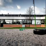 Sydskolen i Fårevejle var et af de bombemål pigen fra Kundby havde udset sig som bombemål