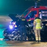 Hovedstaden har et alvorligt problem med vanvittig kørsel, fortæller adskillige læsere. Fotoet er fra Langebro, hvor en politiassistent i juli mistede livet i en trafikulykke.
