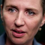 Statsminister Mette Frederiksen. Kan hun holde sit løfte om tidlig pension til nedslidte?