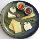 De franske oste var kedelige og smagte som noget pasteuriseret fra et stort industrielt mejeri.