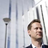 Christen Bagger, chef for hotelkæden Clarion Hotel, er en af den slags ledere, der konstant er på farten.