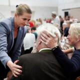 Børnehjemsbørn får undskyldning af statsminister Mette Frederiksen (S) på Marienborg.