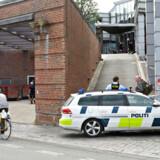 Oprydningsarbejdet efter eksplosion ved Skattestyrelsen i København, onsdag den 7. august 2019. Foto: Philip Davali/Ritzau Scanpix