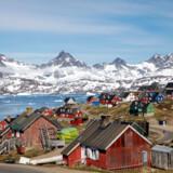 Trump vil angiveligt spørge Danmark, om Grønland er til salg. Det er uvist, hvad de 56.000 indbyggere på Grønland synes om den amerikanske præsidents idé.