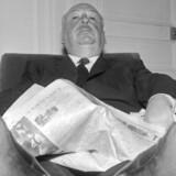 Alfred Hitchcock, oktober 1960.