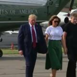 USA's præsident Donald Trump er stadig »strategisk interesseret« i et muligt opkøb af Grønland, selvom han muligvis ikke vil lægge vejen forbi Danmark alligevel. Det fastslår han på en video.