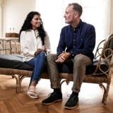 Instagram-siden »Læge og Familie« bestyres af den privat praktiserende læge Morten Dahl og hans hustru SIlja Jónsdóttir.