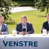 »Det delte formandskabs tid er forbi,« skrev Venstre-veteranen Claus Hjort Frederiksen i en Facebook-opdatering efter partiets sommergruppemøde. Men har det nogensinde eksisteret? Svaret afhænger af, hvem der udlægger teksten, lader det til.