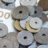 Der kan stadig findes positive renter på indlån i en håndfuld danske banker.