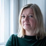 »Det er rystende, at danske journalister bliver hængt ud som terrorister,« siger Tine Johansen, der er formand for Dansk Journalistforbund.