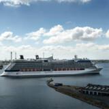De store krydstogtskibe som Norwegian Joy er kommet for at blive, men rederierne er bevidste om at tilpasse sig den nye bæredygtige virkelighed med mindre overflod om bord.