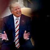Donald Trump udsætter sit besøg i Danark indtil videre.