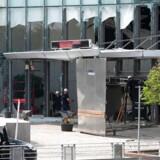 (ARKIV) Svensk politi anholder yderligere to mænd i sag om eksplosionen ved Skattestyrelsen