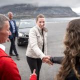 Statsminister Mette Frederiksens reaktion på Trumps ønske om at købe Grønland møder opbakning i internationale medier.