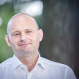 Partiformand Søren Pape Poulsen til pressemøde efter Konservatives sommergruppemøde på Egelund Slot i Fredensborg, fredag den 23. august 2019.