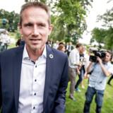 Vil Kristian Jensen genopstille som Venstres næstformand? Indtil videre har han kun sagt, at »det er godt af få en afklaring (på formandskabet, red.), inden Folketinget åbner«.