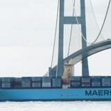 Omkostningerne til løn er alt for høje i Mærsk i forhold til andre rederier, siger HR-chefen.