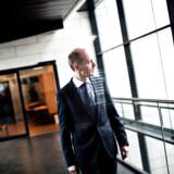 ATP-topchef Bo Foged har onsdag præsenteret regnskabstallene for årets første seks måneder i Danmarks største pengetank. De viste et rekordhøjt investeringsafkast, men pensionsbossen ser store udfordringer forude på de globale finansmarkeder.