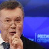 Ukraines tidligere præsident Viktor Janukovitj og hans allierede har angiveligt blandt andet benyttet selskaber med konti i Danske Banks estiske filial, fremgår det af ny bog.