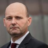 Søren Pape Poulsen, formand for Det Konservative Folkeparti, er stærkt utilfreds med S-regeringens planlagte forhøjelser af arveafgiften. Arkivfoto: Søren Bidstrup