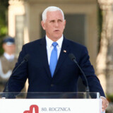 USAs vicepræsident var søndag på talerstolen, da Polen markerede 80-årsdagen for begyndelsen på Anden Verdenskrig.