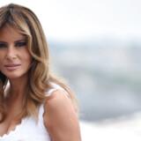 Den tidligere model Melania Trump er 49 år. Hun flyttede som ung fra Slovenien for at forfølge en international modelkarriere.