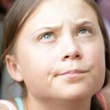 Grete Thunberg bliver mobbet på grund af sin Asperger-diagnose. Så har man vundet, siger hun. Foto: Bryan R. Smith/AFP/Ritzau Scanpix