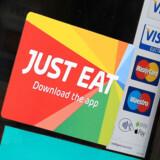 Just Eat er til salg. Men ikke for enhver pris.