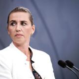 Statsminister Mette Frederiksen har fået en stærk start, men nærmer hun sig allerede grænsen for, hvor meget hun kan svække den stramme udlændingepolitik? Arkivfoto: Niels Christian Vilmann/Ritzau Scanpix