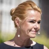 »Støjberg personaliserer for venstrefløjen den »anti-humanistiske« udlændingepolitik, som Pia Kjærsgaard gjorde det før hun,« skriver Merete Riisager.