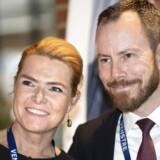 »Jeg håber ikke, at unge Ellemann vil lade sig indskrive i det progressive kompagni af liberale, men i stedet, som Inger Støjberg, knytte an til den klassiske liberalisme. Den er nemlig langt mere realistisk,« skriver Kasper Støvring.