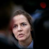 Tidligere sundhedsminister Ellen Trane Nørby vil være Venstres næstformand. »Jeg kan samle partiet bedre end Inger Støjberg,« siger den 39-årige jyde.