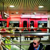 I dag er Nørreport landets travleste station. Men det vil Cityringen og de nye metrolinjer ændre på. Det viser en oversigt, som Metroselskabet har lavet over landets ti travleste stationer i 2025. Arkivfoto.