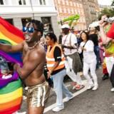 »Der er aldrig en eller to, men mange. På samme måde er der ikke to køn, men mange. Det accepteres af flertallet også det politiske. Vi siger ikke længere »bøsser og lesbiske«, men har vænnet os til på ganske kort tid til at sige LGTB. Disse fire bogstaver er kun begyndelsen på en uendelig række, og en af de sidste versioner hedder: LGBTQQIP2SAA,« skriver Hans Hauge.