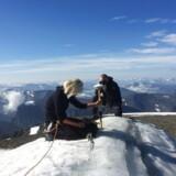 31. juli foretog svenske geografer en højdemåling på den isdækkede top af Sveriges traditionel højeste fjeld, Kebnekaises sydtinde. Dermed blev det slået fast, at landets højeste punkt nu er Kebnekaises nordtinde