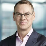 Koncernfinansdirektør Christian Luiga er udpeget som midlertidig topchef i Telia-koncernen. Foto: Telia