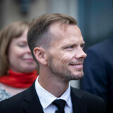 Peter Hummelgaard under præsentationen af den nye S-regering på Amalienborg i København torsdag den 27. juni 2019.