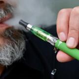 »Der er desværre mange, der tror, at de er et sundt alternativ til almindelige cigaretter, og det er de altså ikke,« siger sundhedsborgmester Sisse Marie Welling.