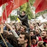 »Min oplevelse er over 30 år gammel. Men fagforeningerne har aldrig sluppet mafiametoderne helt. Vi ser det i Københavns Lufthavne i disse måneder,« skriver Anders Krab-Johansen.