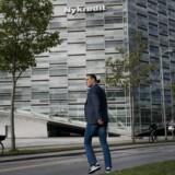 »Jeg har altid kunnet få et tilbud, når jeg ville have det.« Jens Harder Højbjerg omlægger flittigt sit realkreditlån for at udnytte de faldende renter.