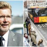 En ny samarbejdsaftale betyder, at man kun kan finde elbusser i København og på Frederiksberg i 2031.