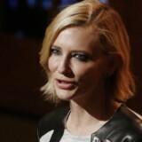 Cate Blanchett - i spidsen for video med FN-appel om verdens flygtninge.