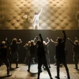 Det er vigtigt også at få fat i det unge publikum, lyder det fra flere teatre - bl.a. Aarhus Teater, hvor musicalen »Jesus Christ Superstar« bidrog til at give teatret det bedste publikumstal i 13 år. Foto: Rumle Skafte.