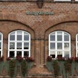 Arkivfoto. Fusionen med Nørresundby Bank kører som den skal for Nordjyske Bank, der har oplevet et godt første kvartal med fremgang på langt de fleste poster, fortæller bankdirektør Claus Andersen.