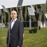 Søren Sørensen, direktør i Aarhusianske NRGI.